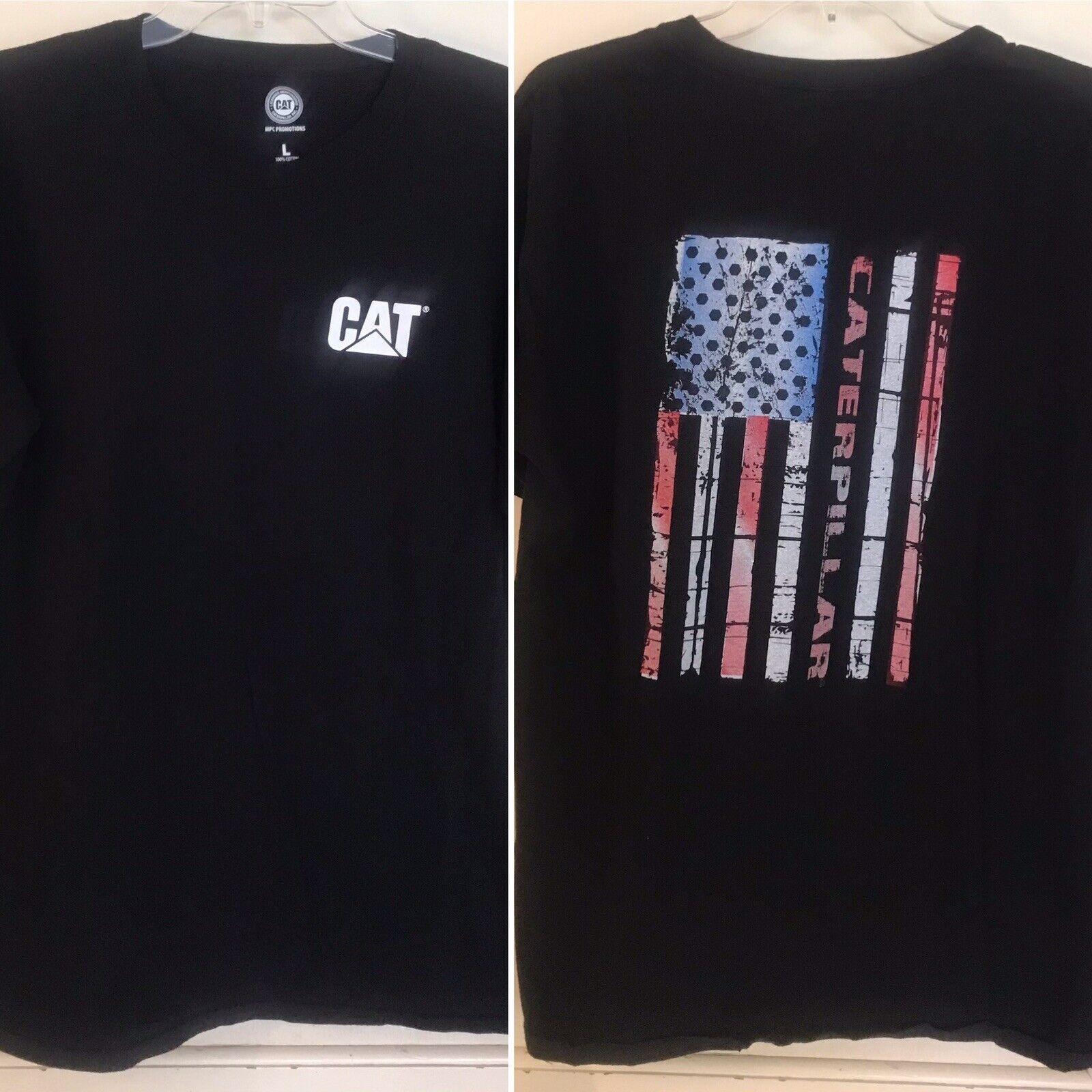 Caterpillar CAT Tactical Work  grey 1//4 zip work shirt workwear sweatshirt