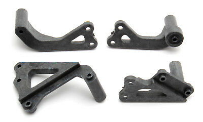 ASSOCIATED 2255 Carbon Chassis Braces  NTC3
