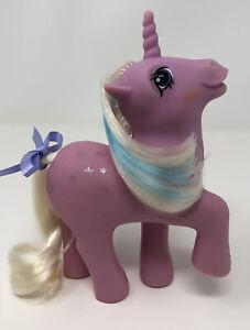 Vintage-My-Little-Pony-G1-MLP-Twice-As-Fancy-MILKY-WAY-TAF-TLC