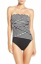 Miraclesuit® New Directions Muse Underwire One-Piece Swimsuit 6502884 Size 10
