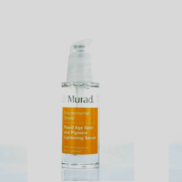 Murad Env Shield Rapid Age Spot and Pigment Lightening Serum 1oz/  Expire 2020