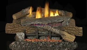 Superior Lbg30bm 30 Boulder Mountain Vent Free Gas Log Set Logs