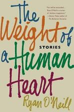 The Weight of a Human Heart: Stories-ExLibrary