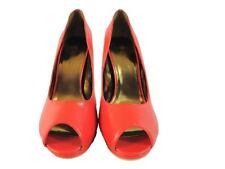 Collin Stuart Women's Peep Toe Shoes 9b