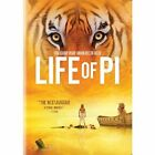 Life of Pi 0024543751854 DVD Region 1