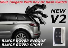 Range Rover Evoque Sport Tailgate Remote Auto Close Conversion Module VERSION 2