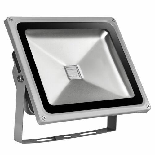10W 20W 30W 50W 100W RGB LED Floodlight Security Flood Light RGB Changing Garden