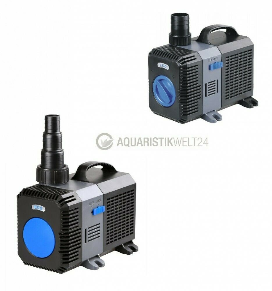 Ctp 2800-12000 Acuario & Estanque 10-100 Vatios Eco Motor 3000-12000 L H , Bomba