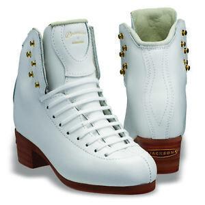 Jackson Ladies Premier DJ2800 skate boots,.many sizes NEW IN BOX