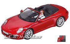 Carrera Evolution  Porsche 911 Carrera S Cabriolet 1:32 analog slot car 27534