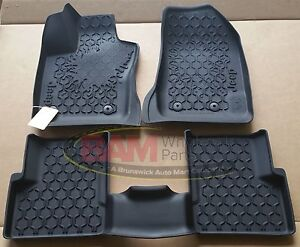 2015 17 Jeep Renegade Slush Mat Rubber Floor All Weather