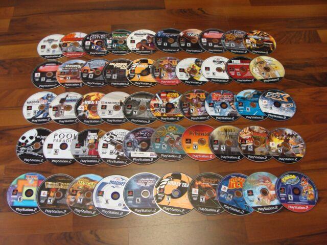 279 x Playstation 1 PS2 PS3 PS4  Xbox 360 Dreamcast Wii Bulk Lot CD Disc Games