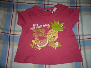 Baby-T-Shirt-groesse-74-neu-mit-Etikett-Maedchen-T-Shirt-gr-74-neu