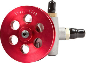 Trail-Gear-Rock-Assault-Power-Steering-Pump-With-Pulley-1650-PSI
