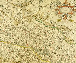 1630-Baja-Alsacia-Estrasburgo-Niederrhein-Sarrewerden-Pram-Haguenau-Wissembourg