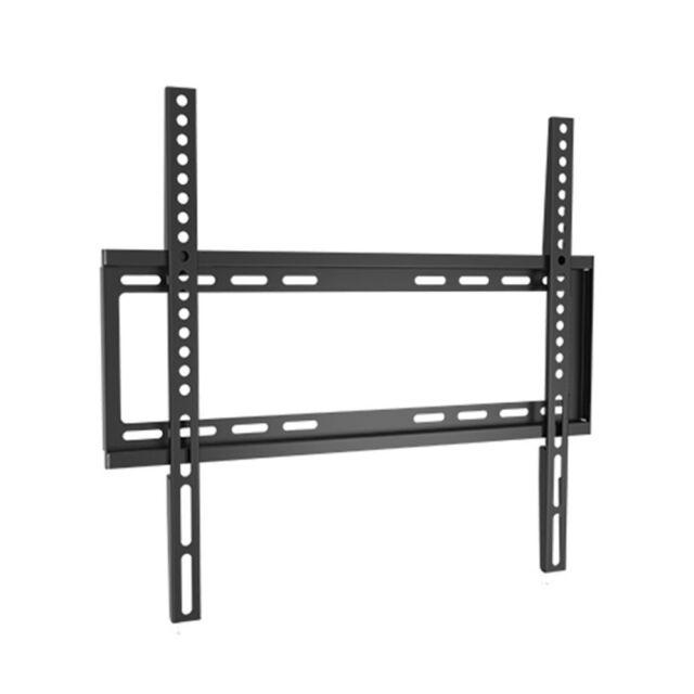 "TV Wall Mount Fixed Bracket 23"" - 55"" Plasma LED LCD VESA 400x400 Slim Universal"