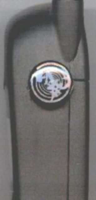 NEW MOBILE PHONE Chi Energy disc EMF protection