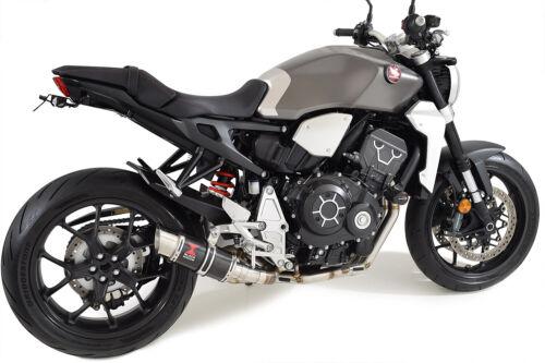 Honda CB1000R Neo Sports Cafe SC80 Exhaust Silencer Round Carbon 200CS