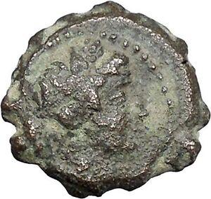 ALEXANDER-II-Zabinas-128BC-Antioch-SELEUKID-Dionysus-Ancient-Greek-Coin-i47135