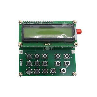 ADF4351 35MHz-4000MHz RF Signal Generator Signal Source VFO HXY D6 V1.02 N0W0
