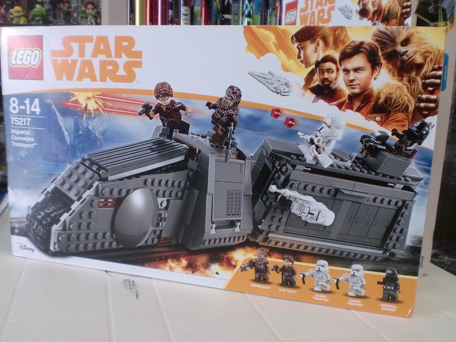 LEGO 75217 - IMPERIAL CONVEYEX TRANSPORT - SERIE STAR WARS