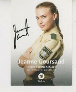 Jeanne Goursaud Der Lehrer