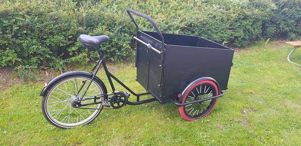 Ladcykel, Christiania Bike, 7 gear