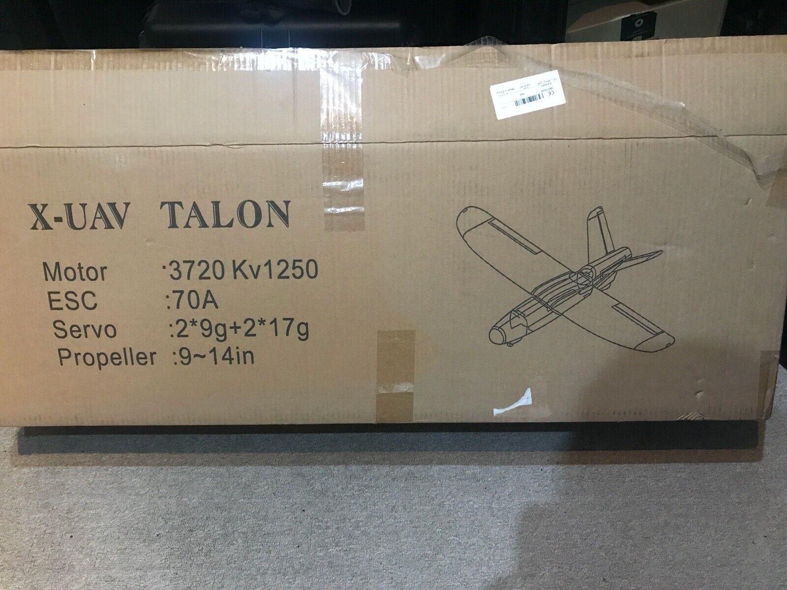 X Uav Clouds 1880mm Wingspan Epo Fpv Aircraft Rc Airplane Kit For Sale Ebay