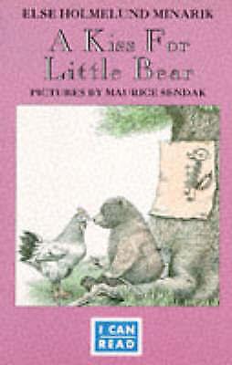 A Kiss for Little Bear (I Can Read), Minarik, Else Holmelund | Paperback Book |