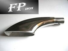 Embout de Main Courante 25mm 90° Pour Tube 1,2mm épaiss Inox 316 Ref 4161325
