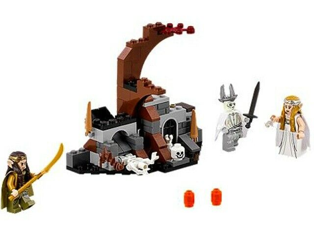 Lego Hobitten, 79015 Witch-king Battle