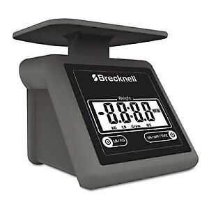 174b4334ed15 Salter Brecknell Ps7 Electronic Postal Scale 7 Lbs Capacity 6 4/5 X 5 3/5