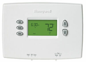 honeywell rth2310b 5 2 day programmable thermostat 85267720502 ebay rh ebay com honeywell thermostat rth2310b operating manual honeywell rth2310b user guide