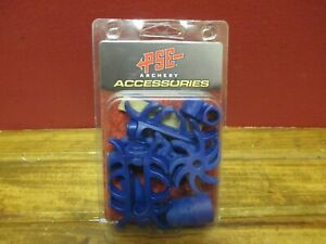 NEW PSE ARCHERY BLUE COLORED STRING SILENCER CHUBS FOR PSE BOW
