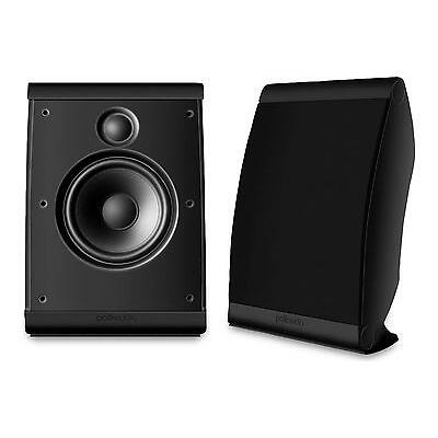 Polk Audio OWM-3 Surround Speaker Set -Black (Pack of 2) 3 Yr. Company Warranty.
