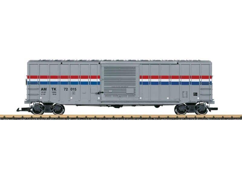 risparmia fino al 30-50% di sconto LGB 44931 Amtrak materiale autorello fase III III III Traccia G  compra nuovo economico