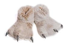 M/&S Boys//Girls Bear Foot Slippers UK 2//UK 3  BNWT!!