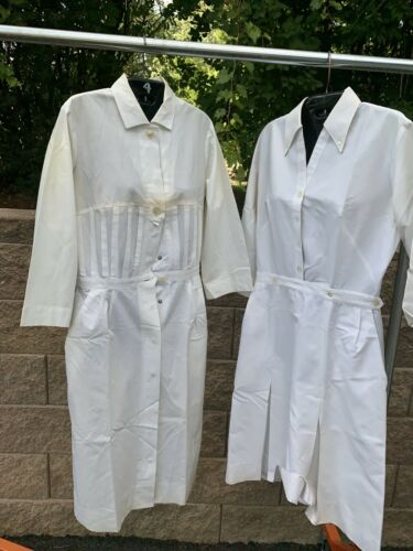 Vintage Barco Nurse Uniform Clinical Dress