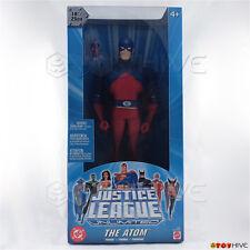 Justice League Unlimited The Atom 10 inch vinyl figure DC JLU sealed blue box
