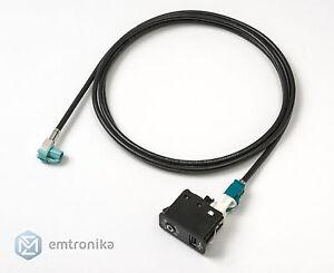 Bmw Nbt Retrofit Usb Cable Usb Aux Socket For Armrest Fits
