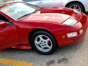 LOW KMs RARE SUPER FUN+FAST SPORTY NISSAN 300ZX TWIN TURBO MOTOR