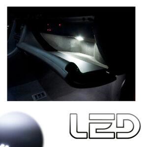 Ds3 Led Blanc Ampoule Poches Boite Sur Gants Détails 2 Citroën Light Phase Vide Box Glove kXZuPi