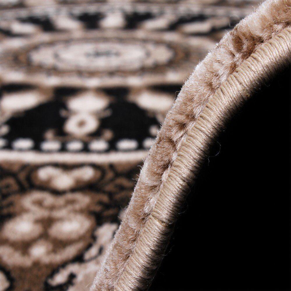 Gran patrón Oriental De Lujo Alfombra Marrón Marrón Marrón Piso Alfombra Pasillo Corredor Dormitorio Suave XL d8c91a