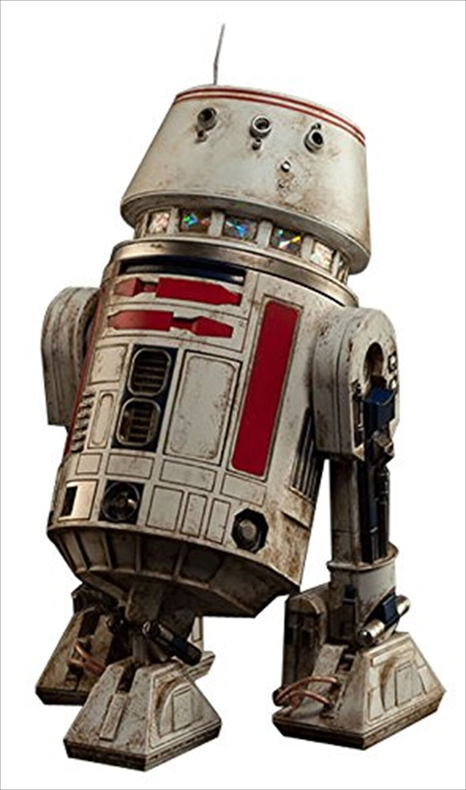 SideShow Droid of Star Wars R5-D4 Star Wars 1/6 Scale Painted Action Figure W/T