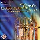 Wilhelm Ramsoe - Wilhelm Ramsöe: Brass Quartets, Nos. 1,2,4,5 (2006)