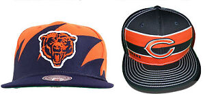 Image is loading CHICAGO-BEARS-RETRO-DEADSTOCK-VINTAGE-SHARK-TOOTH-MITCHELL- 5a58107df