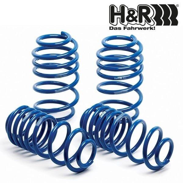 H&R Sport-Federsatz 30/15mm BMW 5er (E39) Lim. Typ 5/D 525d 530d 98>03 29742-4