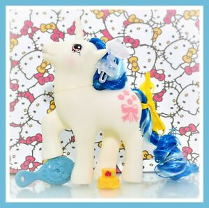 ❤️My Little Pony MLP Vtg G1 Style HQG1C TRUE BLUE Date Night Unicorn Custom❤️
