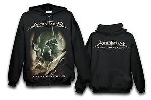 ANCIENT-BARDS-A-New-Dawn-Ending-Kaputzen-Jacke-Zipper-Jacket-size-XL-NEW