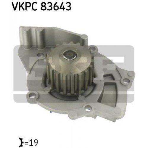 SKF VKPC 83643 Pompe à eau
